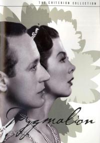 Pigmalion (1938) plakat
