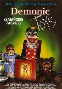 Szatańskie zabawki (1992) plakat