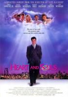plakat - Serce i dusze (1993)