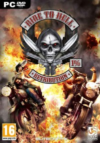 Ride to Hell: Retribution (2013) plakat
