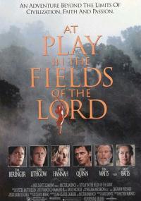 Zabawa w Boga (1991) plakat