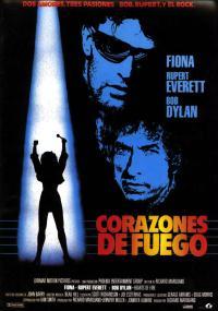 Płonące serce (1987) plakat