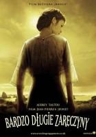 plakat - Bardzo długie zaręczyny (2004)