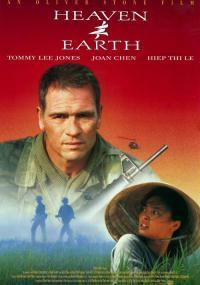 Pomiędzy niebem a ziemią (1993) plakat