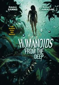Humanoids from the Deep (1996) plakat