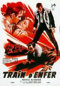 Hell Drivers (1957) plakat