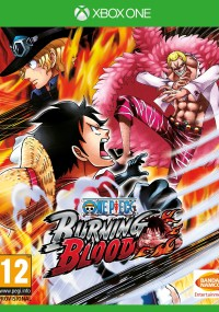 One Piece: Burning Blood (2016) plakat