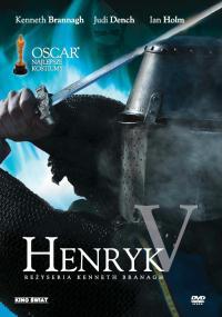 Henryk V (1989) plakat