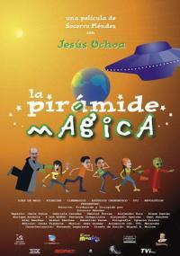 Equinoccio y la pirámide mágica (2007) plakat