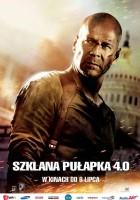 plakat - Szklana pułapka 4.0 (2007)