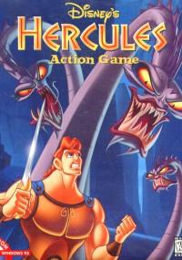 Disney's Hercules Action Game (1997) plakat