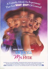 Doktor Jekyll i Panna Hyde (1995) plakat