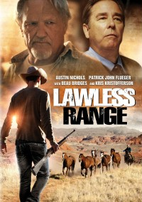 Lawless Range (2016) plakat