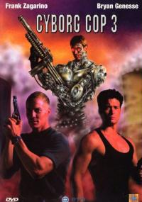 Cybernetyczny gliniarz 3 (1995) plakat