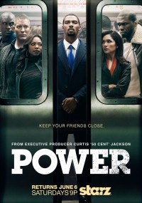 Power (2014) plakat