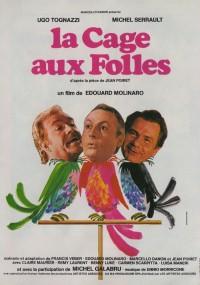 Klatka szaleńców (1978) plakat