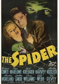 The Spider (1945) plakat