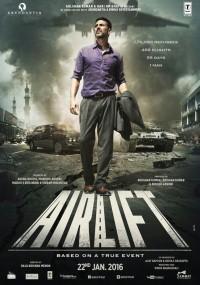 Airlift (2016) plakat