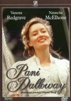 plakat - Pani Dalloway (1997)