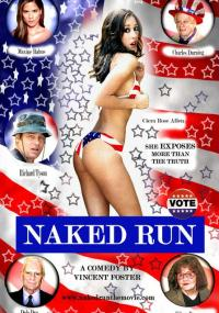 Naked Run (2011) plakat