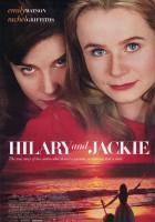 plakat - Hilary i Jackie (1998)