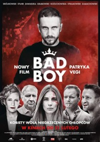 Bad Boy (2020) plakat