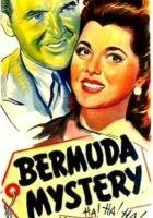 plakat - The Bermuda Mystery (1944)