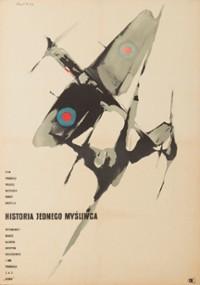 Historia jednego myśliwca (1958) plakat