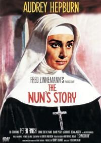 Historia zakonnicy (1959) plakat