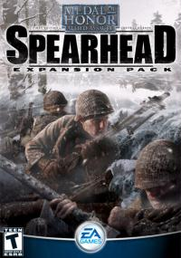 Medal of Honor: Allied Assault - Spearhead (2002) plakat