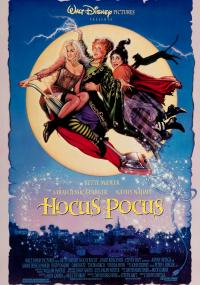 Hokus pokus (1993) plakat