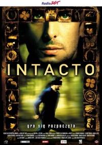 Intacto (2001) plakat