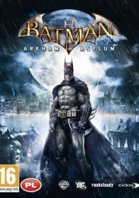 Batman: Arkham Asylum (2009) plakat