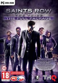 Saints Row: The Third (2011) plakat