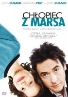 plakat - Chłopiec z Marsa (2007)