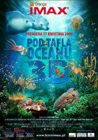 Pod taflą oceanu 3D (2009) plakat