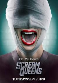 Królowe krzyku (2015) plakat