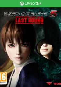 Dead or Alive 5: Last Round (2015) plakat