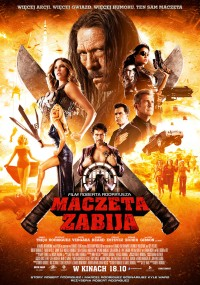 Maczeta zabija (2013) plakat