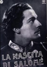 La Nascita di Salomè (1940) plakat