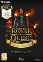 plakat - Royal Quest (2014)