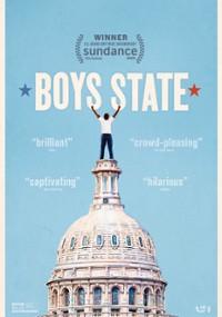 Boys State: chłopcy i polityka (2020) plakat