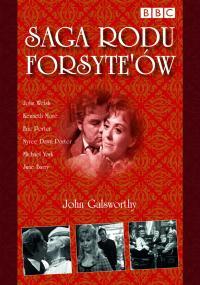 Saga rodu Forsyte'ów (1967) plakat