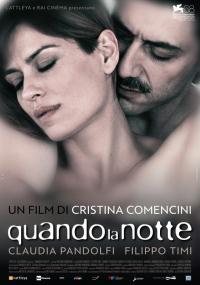 Quando la notte (2011) plakat