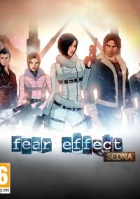 Fear Effect Sedna (2018) plakat