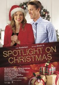 Spotlight on Christmas (2020) plakat