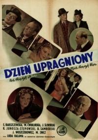 Kłamstwo Krystyny (1939) plakat