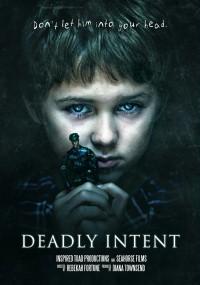 Deadly Intent (2016) plakat