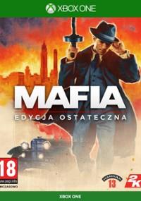 Mafia: Edycja ostateczna (2020) plakat
