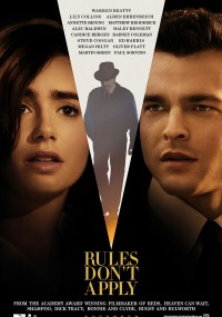 Zasady nie obowiązują (2016) plakat